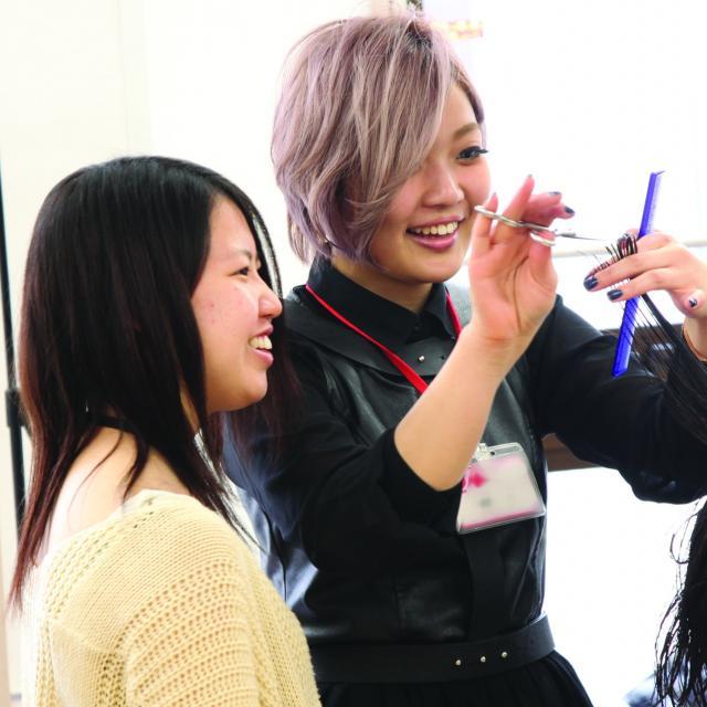 熊本ベルェベル美容専門学校 あなたの興味がぐっと広がる・深まる!~選べる4つのメニュー~1