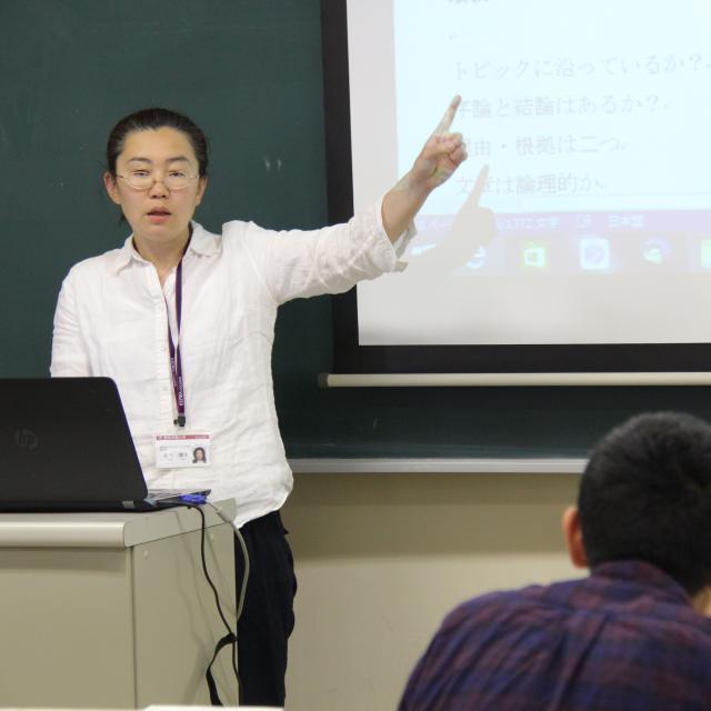 敬和学園大学 9月22日(土)英検2級対策講座3