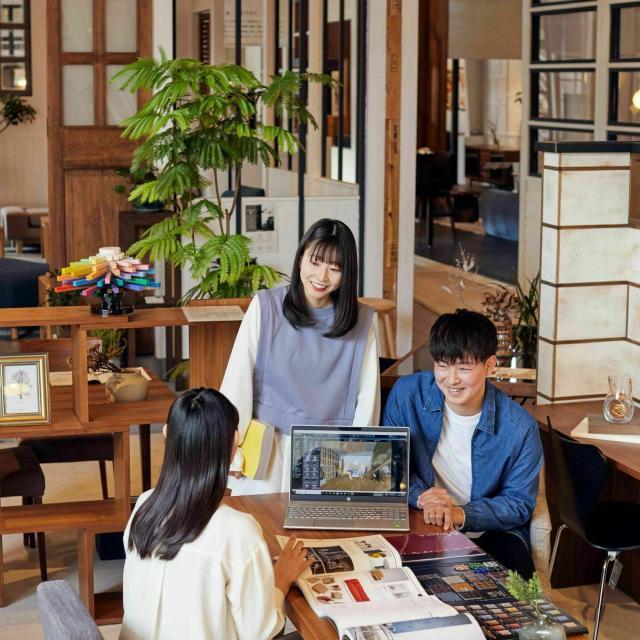 新潟工科専門学校 インテリア・空間デザインが好きな方へ!【3Dインテリア体験】3