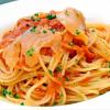 名古屋辻学園調理専門学校 料理もスイーツも! サーモントマトパスタ・苺のミルフィーユ