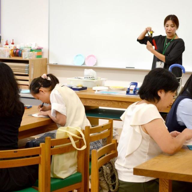 横浜創英大学 オープンキャンパス(2019年度最初)2