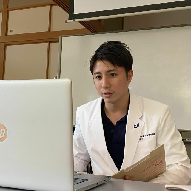 神戸医療福祉専門学校三田校 【作業療法士科】LINEでオンライン説明会1