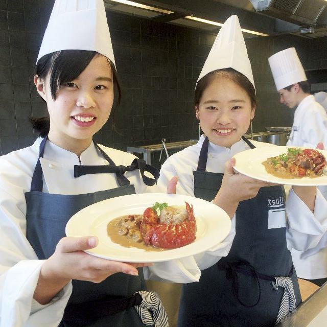 辻調理師専門学校 ♪ 選べるフェア♪ ~ 日本料理 or 西洋料理 ~4