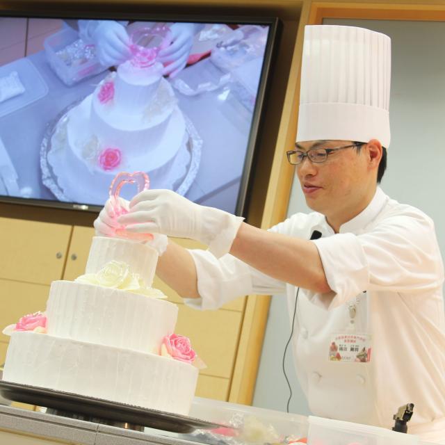 京都製菓製パン技術専門学校 HAPPY!ライブ♪1
