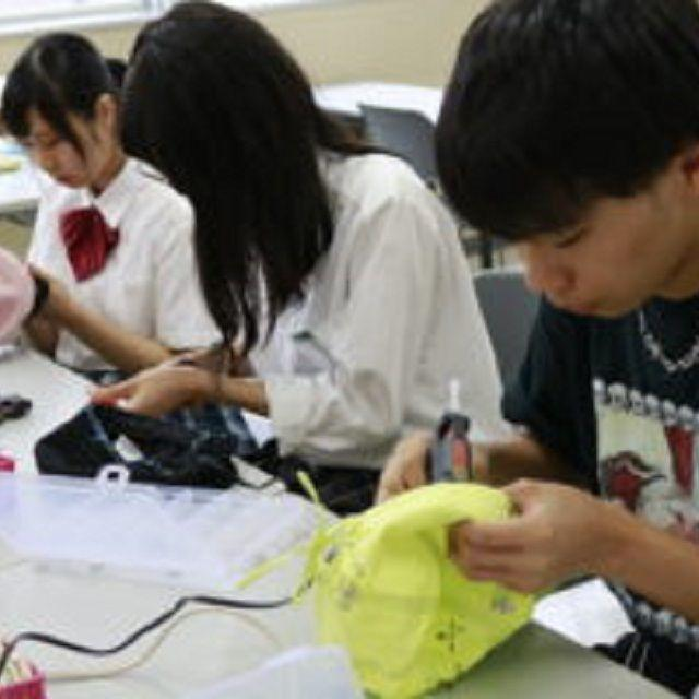 国際ビューティ&フード大学校 【ファッション学科】オープンキャンパスへ行こう!1