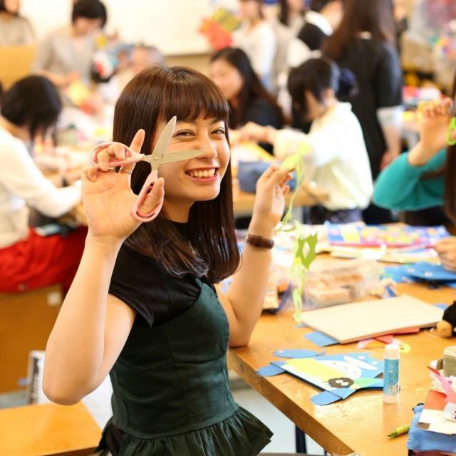 名古屋文化学園保育専門学校 こどもが大好きなあなたへ!オープンキャンパス開催☆3