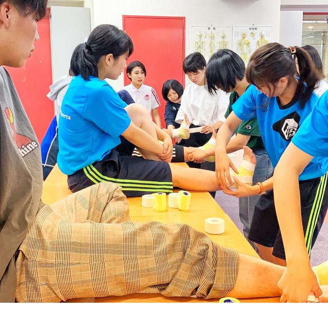 大阪リゾート&スポーツ専門学校 【来校型】5つの体験から選べるオープンキャンパス♪3