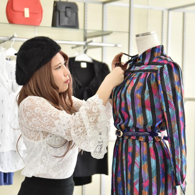 目白ファッション&アートカレッジ 4つのメニューから好きなものを体験!選べるオープンキャンパス3