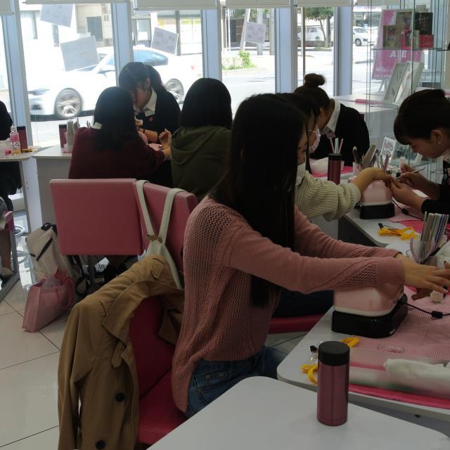 アイエステティック専門学校 7/28(土)学内サロンOPEN★3
