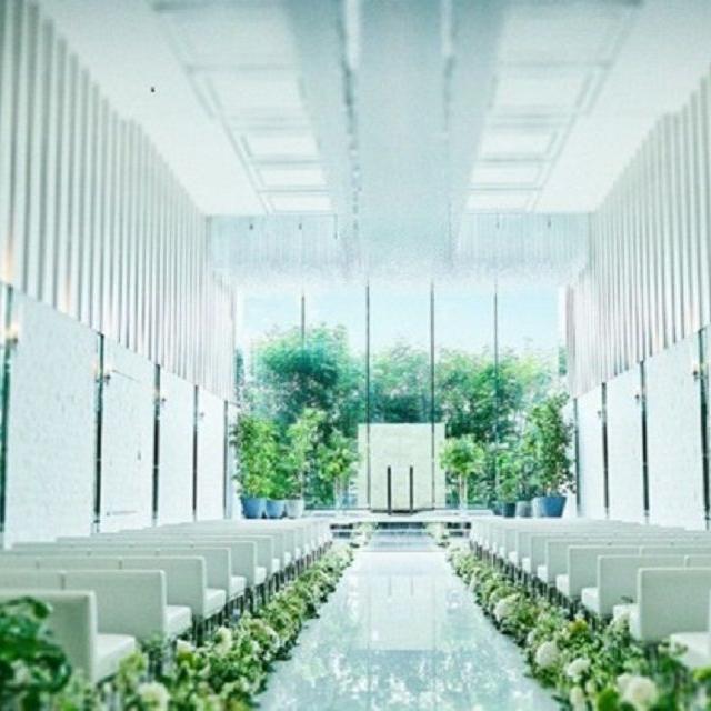 東京ウェディング&ブライダル専門学校 ★高校2年生限定イベント★結婚式場見学ツアー!1