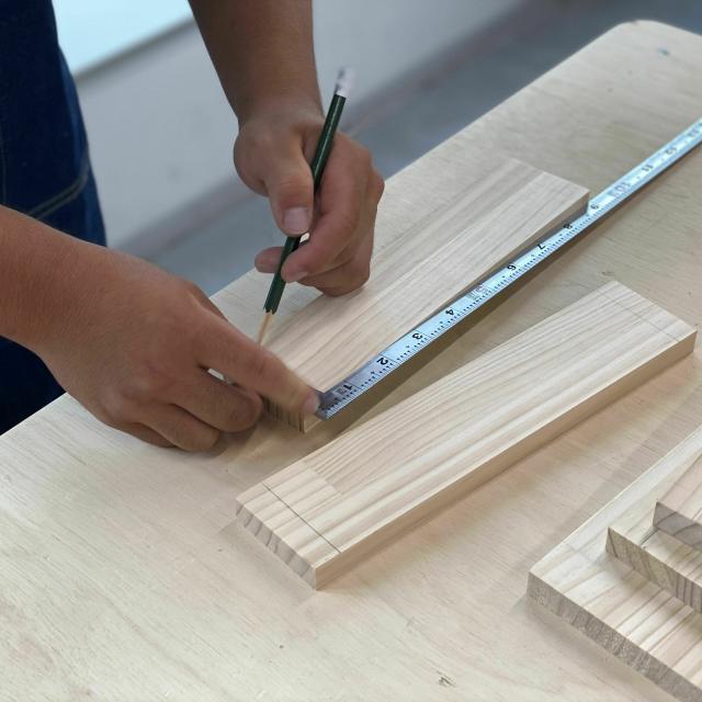 仙台工科専門学校 熟練の匠のもとで木工体験をしよう!【大工技能学科】2