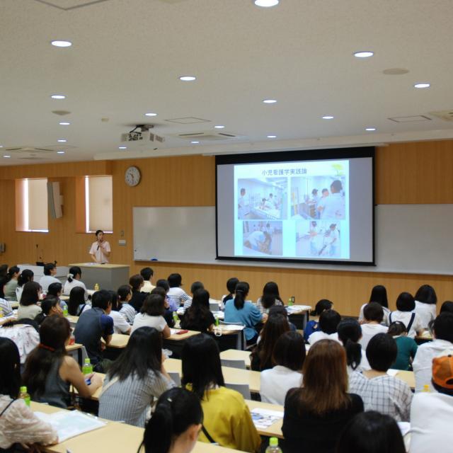 四條畷学園大学 ★看護学部★オープンキャンパス&入試対策講座1