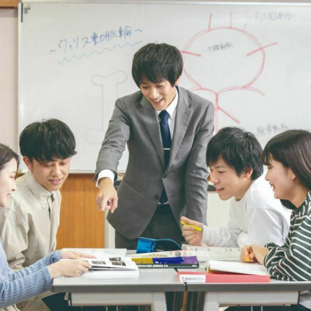 東海医療科学専門学校 【理学療法科】オープンキャンパス3