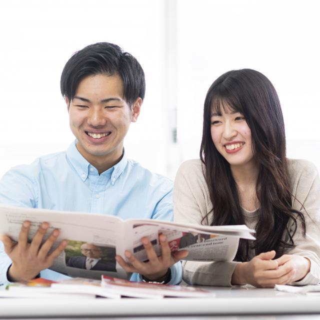 専門学校岡山ビジネスカレッジ 英語コミュニケーション学科オープンキャンパス1