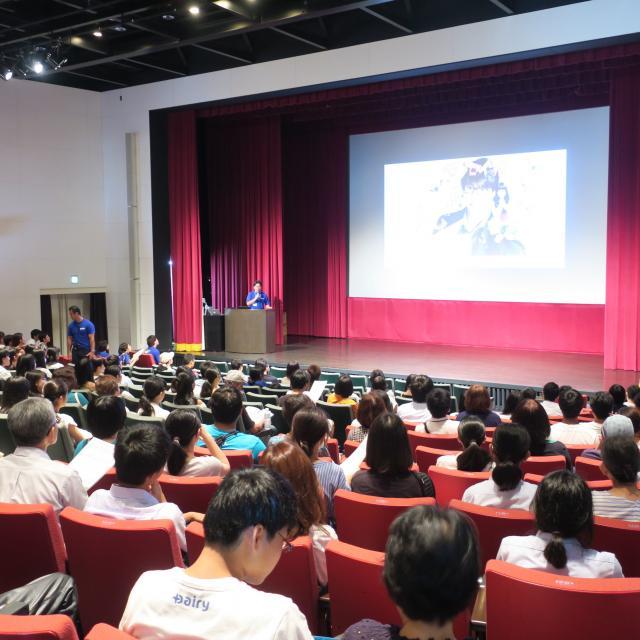 神戸芸術工科大学 オープンキャンパス2