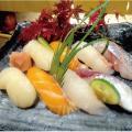 大阪調理製菓専門学校 【日本料理】人気ネタの寿司の盛り合わせ