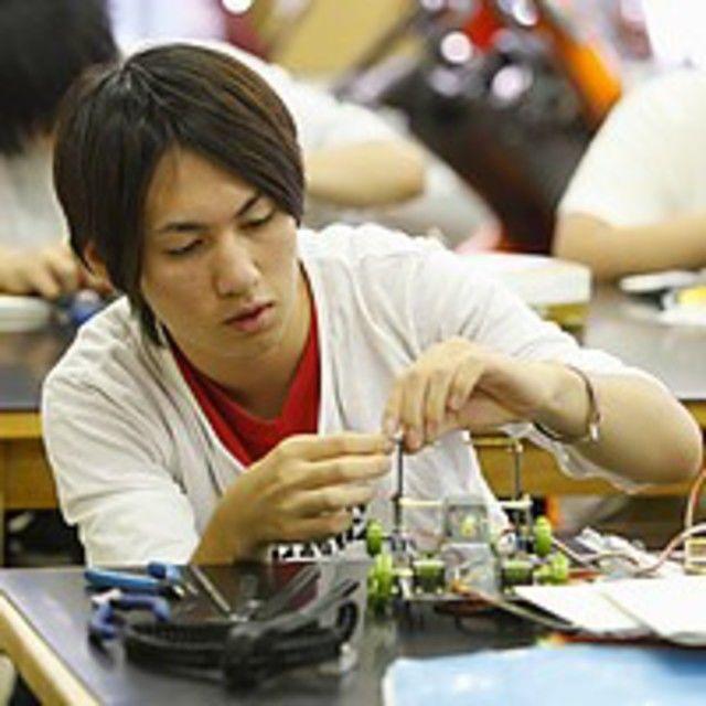名古屋デジタル工科専門学校 NDTCオープンキャンパス【機械・自動車工学科】1