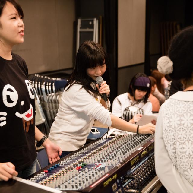 キャットミュージックカレッジ専門学校 大好きな音楽業界で働きたい!オーキャンで色々相談できる!1
