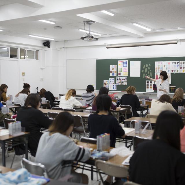 ドレスメーカー学院 【授業見学会】ドレメの授業を大公開!!1