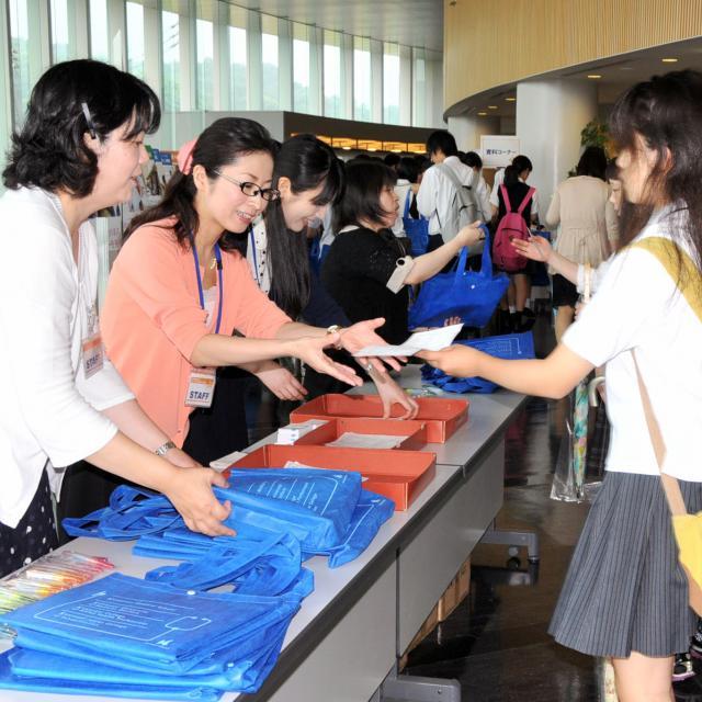 専門学校川崎リハビリテーション学院 2018年度 3校合同オープンキャンパス2