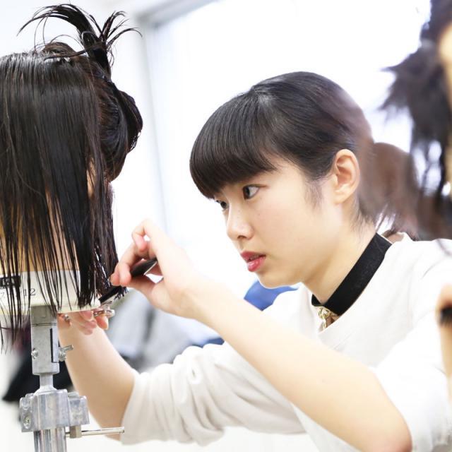 名古屋美容専門学校 2019年最初のオーキャン!2