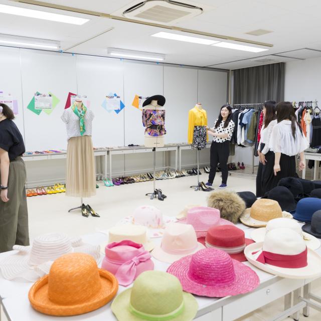 宮城文化服装専門学校 【オープンキャンパス】ファッションに関わる仕事を体験しよう!1