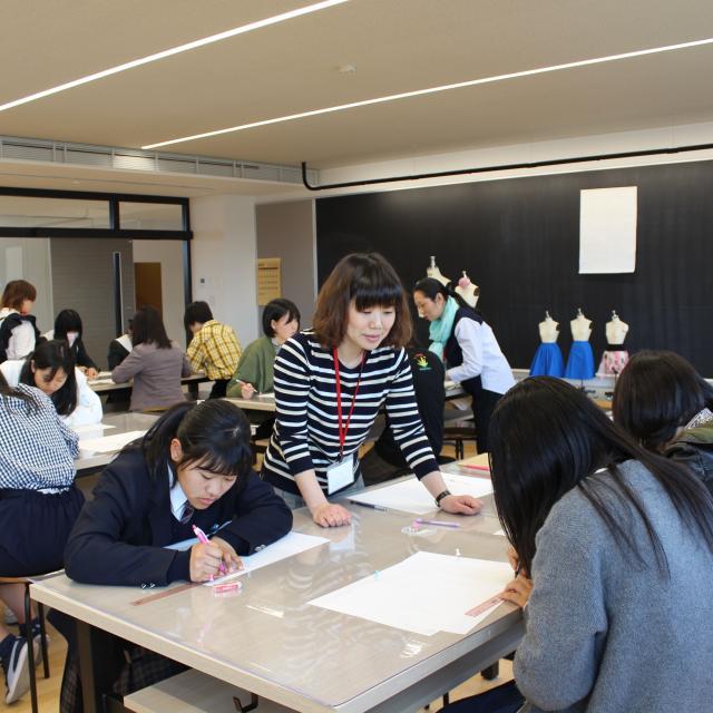 愛知文化服装専門学校 サマーイベント☆体験授業&AO出願説明会☆2