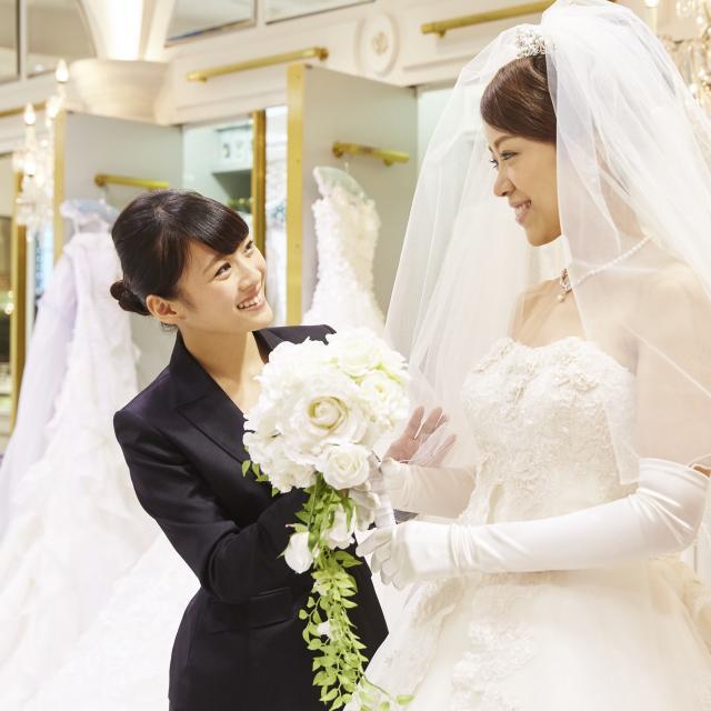 大阪ウェディング&ホテル・観光専門学校 60分じっくりドレススタイリスト体験!2