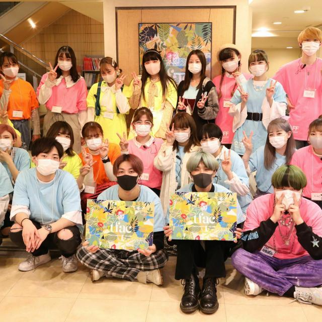 東京服飾専門学校 来校型オープンカレッジ  WORKSHOP 12