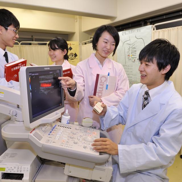オープンキャンパス(臨床検査技師科)