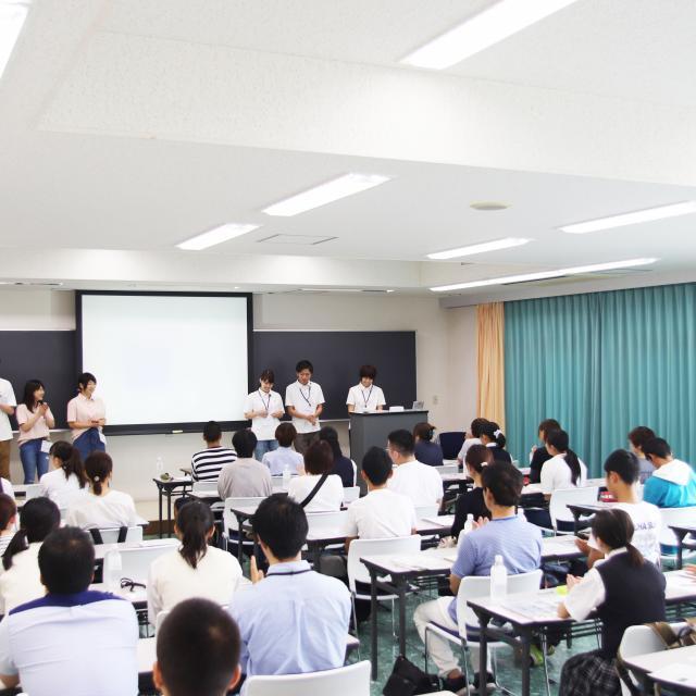 専門学校 医学アカデミー 【定期開催】′18 学校説明会1