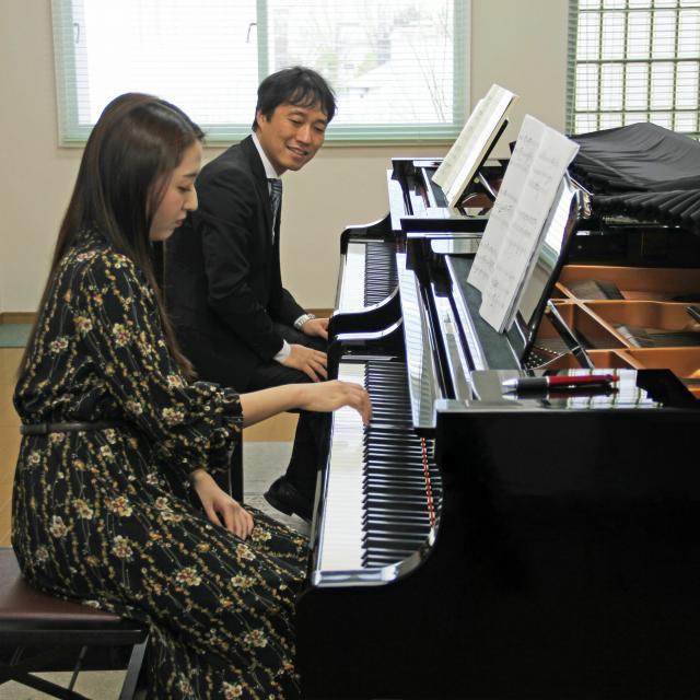 大阪音楽大学短期大学部 トライアルレッスン&個別進学相談会1