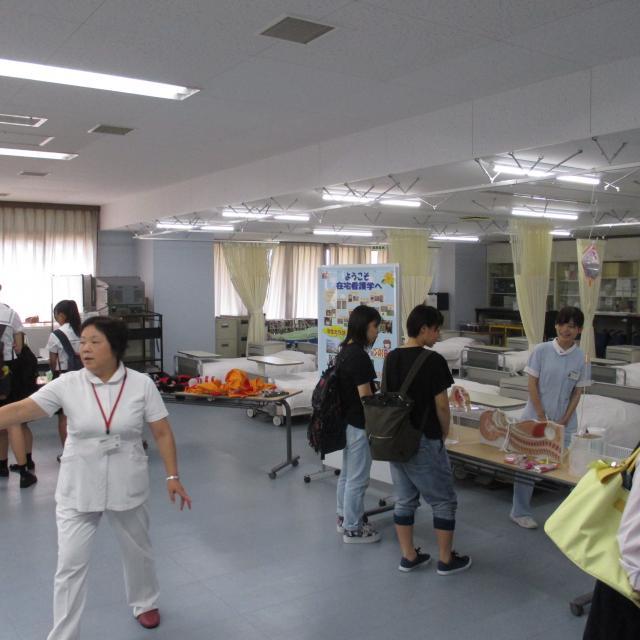 高崎健康福祉大学 【看護学科】夏のオープンキャンパス ※特別講座参加あり1