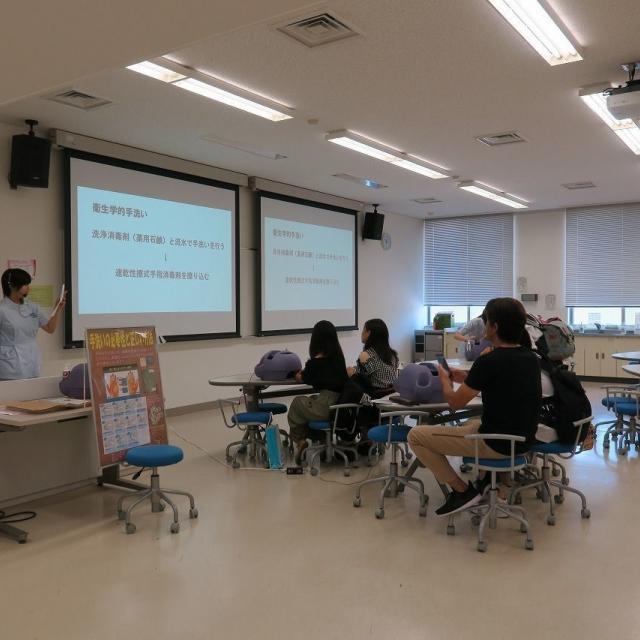 滋賀県立大学 オープンキャンパス4