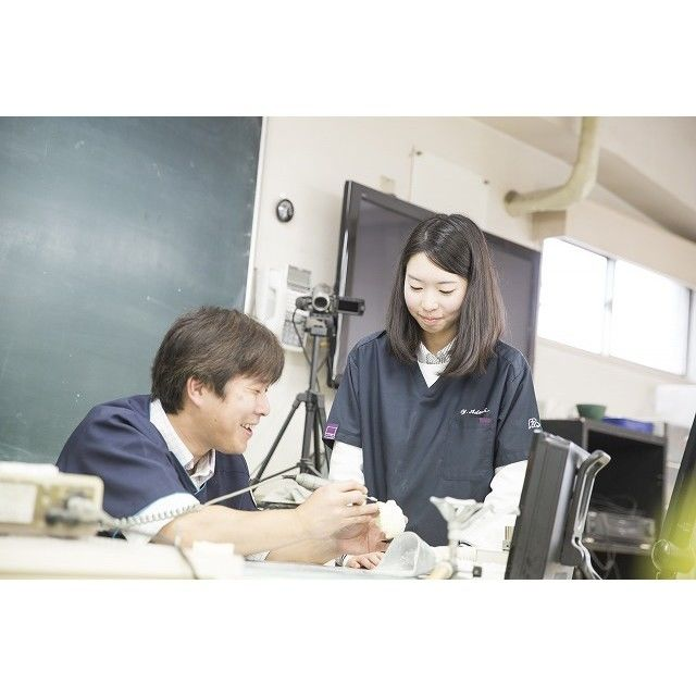 東北歯科技工専門学校 ★「在校生参加型」オープンキャンパス★3
