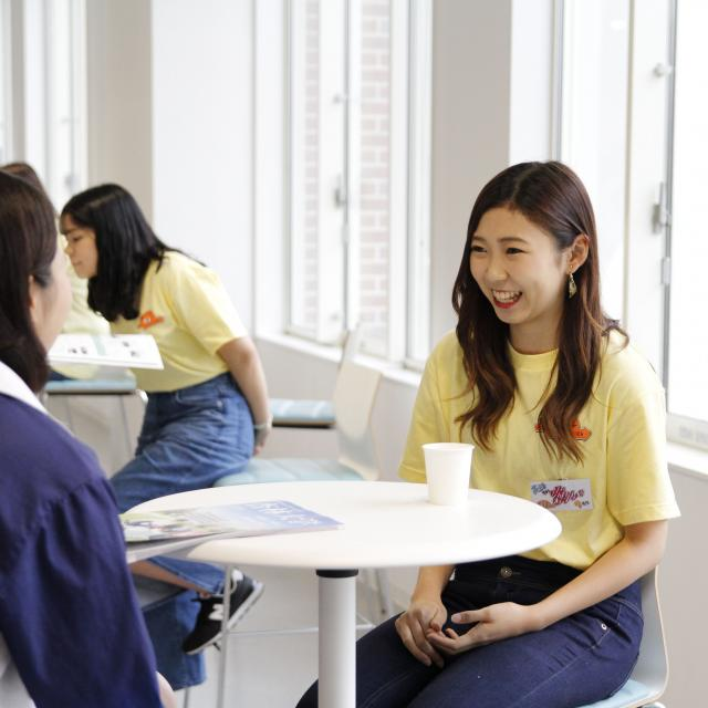 杏林大学 オープンキャンパス2018【総合政策学部・外国語学部】3