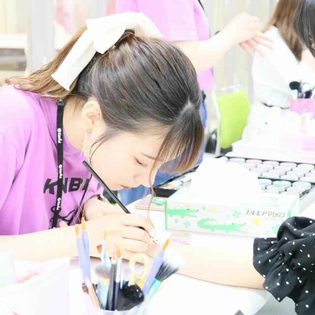 鹿児島県美容専門学校 【ネイル&ボディジュエリーコース】1