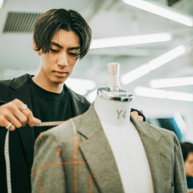 東京モード学園 体験入学2
