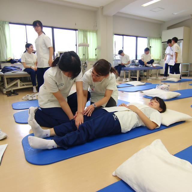 鹿児島第一医療リハビリ専門学校 【理学療法学科】平成30年度オープンキャンパス日程3