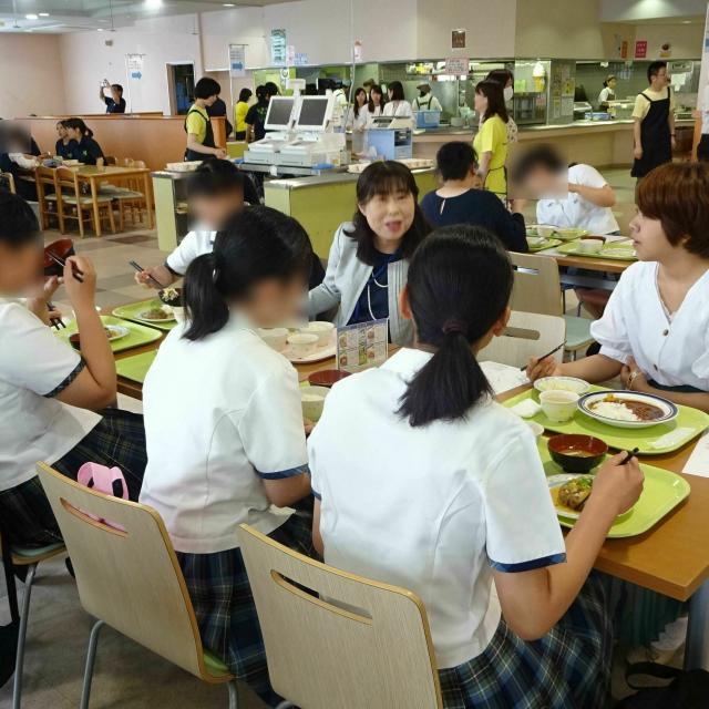 松山東雲女子大学 しののめオープンキャンパス20204