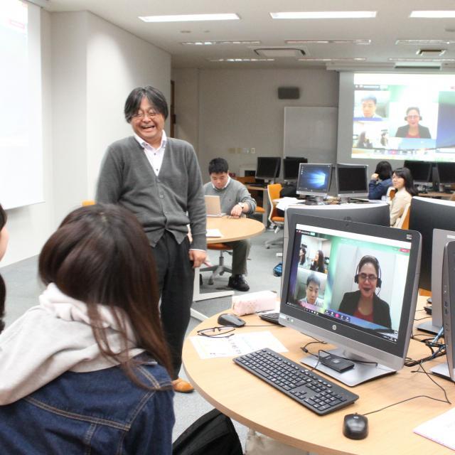 高崎商科大学短期大学部 オープンキャンパス2018- FLY TOGETHER!ー3