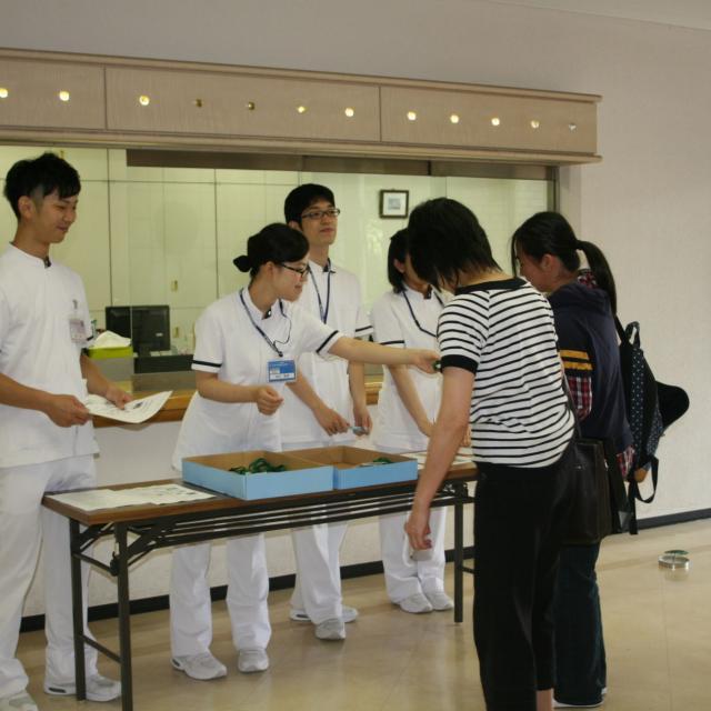 (専)京都中央看護保健大学校 社会人対象イベント【新たな選択~次のステージへ~】3