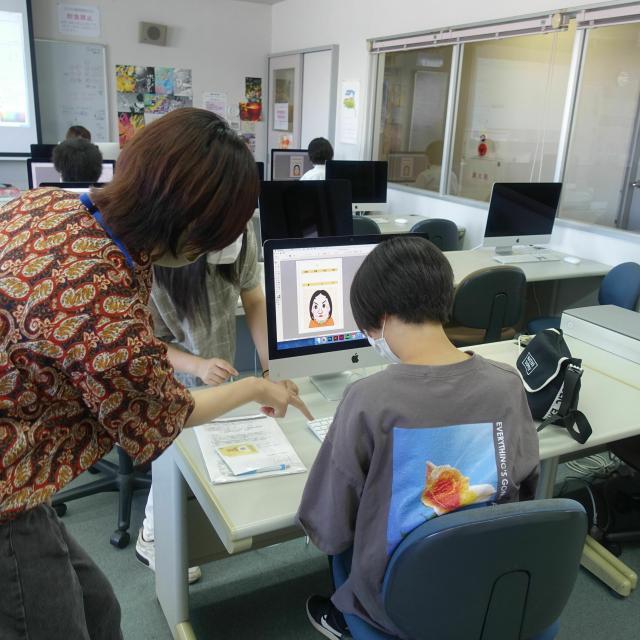 長野平青学園 【ICTシステム・デザイン科】Pythonでブロック崩し2
