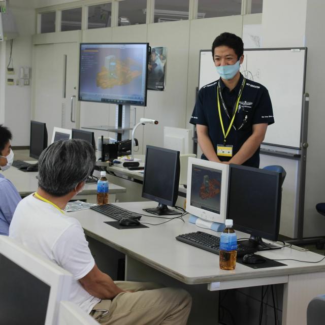 日本航空大学校 石川 能登空港キャンパス 航空工学科オープンキャンパス受付中!2