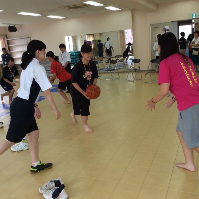 大阪社会体育専門学校 スポーツトレーナー・インストラクター・公務員系 体験入学4