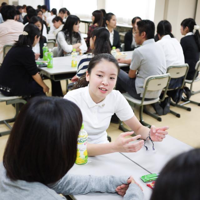 大阪府病院協会看護専門学校 第2回オープンキャンパス3
