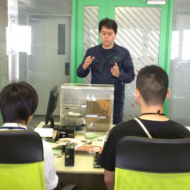 大阪電子専門学校 12月 一般入試早期減額制度利用に間に合うオープンキャンパス3