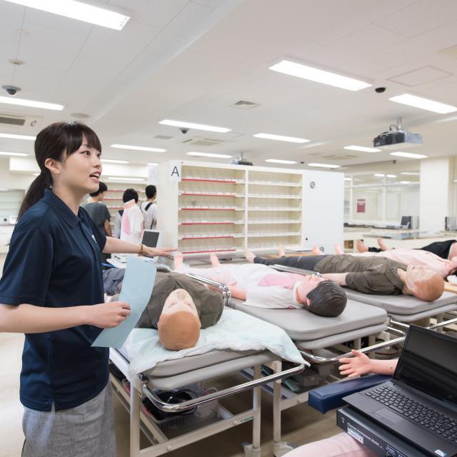 東京薬科大学 春の東薬体験オープンキャンパス1