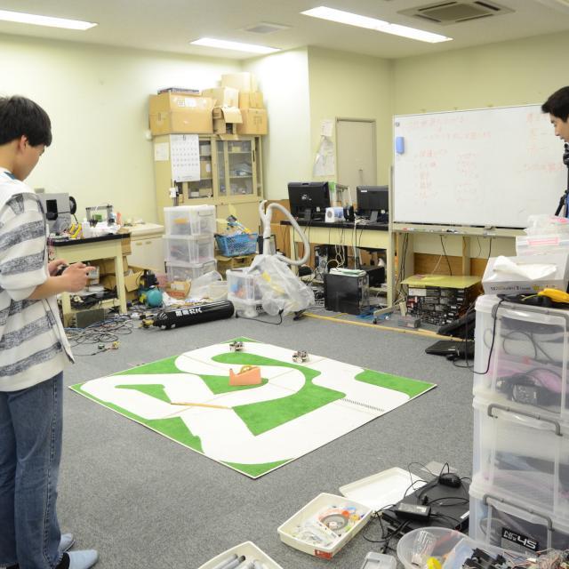 埼玉工業大学 【機械工学科】オープンキャンパス2