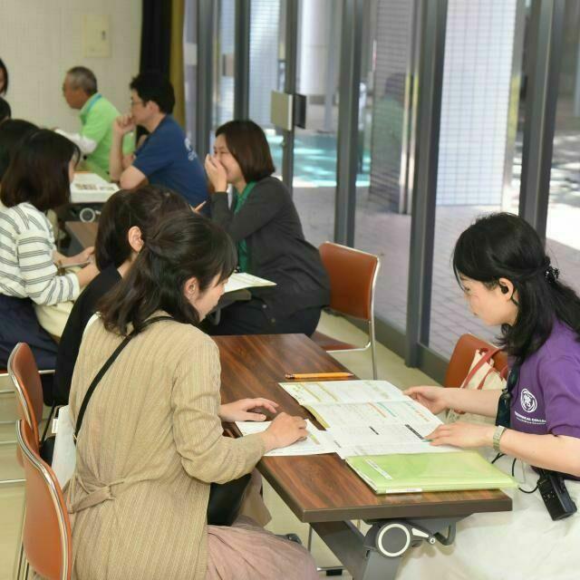常磐会短期大学 入試対策イベント2